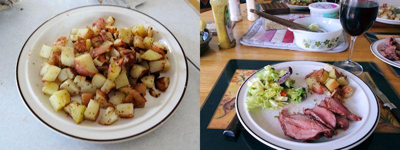 Grilled Potato Cubes2