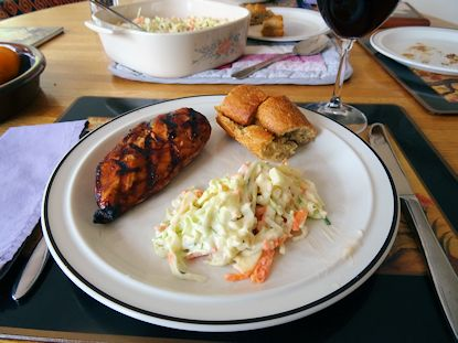 Soy Grilled Chicken1