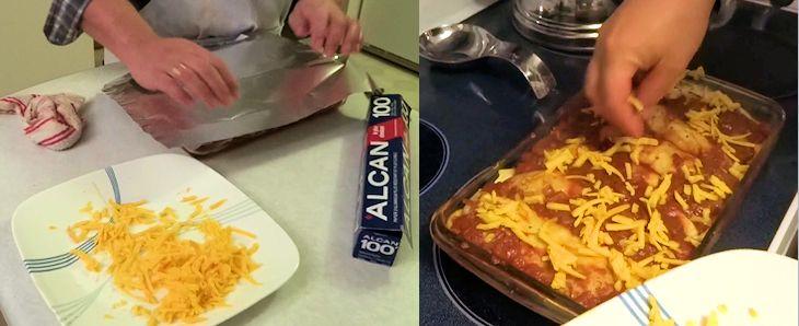 Chorizo Enchilada 7