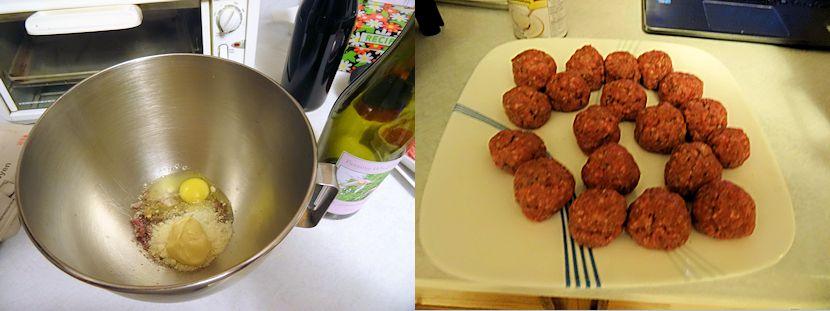 Meatballs Mushroom Gravy 1