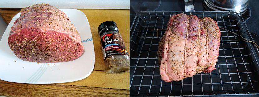 Roast Beef-Onion Gravy 2