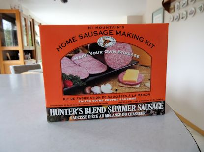 Moose Hunter Sausage 01