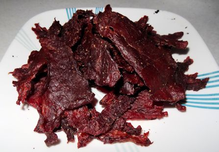 Moose Peppered Jerky 05