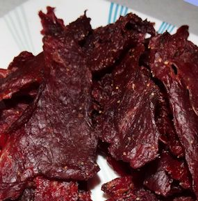 Moose Peppered Jerky 06