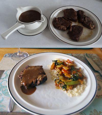 Braised Steak 6