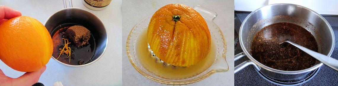 Orange Glazed Double Smoked Ham 02