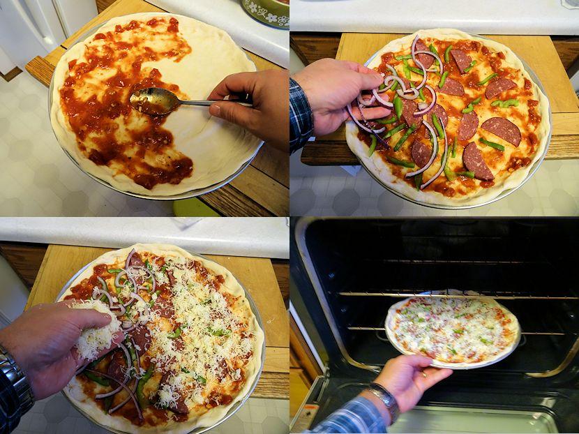 Quick Pizza 3
