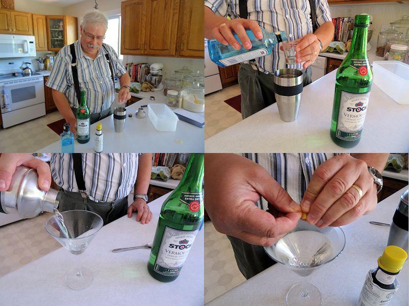 Classic Martini 1