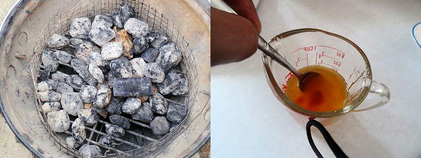 Smoked Honey Glazed Spicy Chicken 2