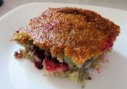 Rhubarb Haskap Cake 6
