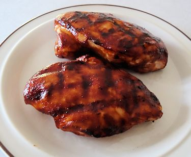 Spicy Quick Grilled Chicken 2