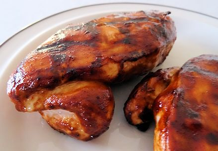 Spicy Quick Grilled Chicken
