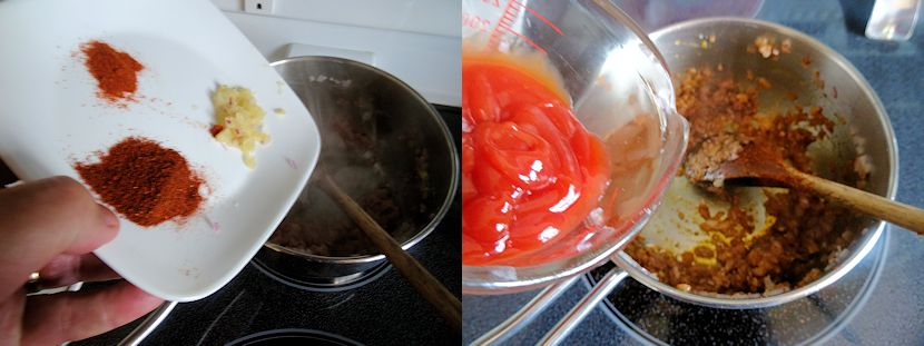 Sriracha Barbecue Sauce 2