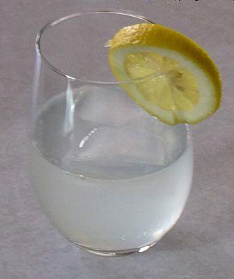 Gin Fizz at oldatguy.ca