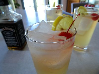 Lynchburg Lemonade at oldfatguy.ca