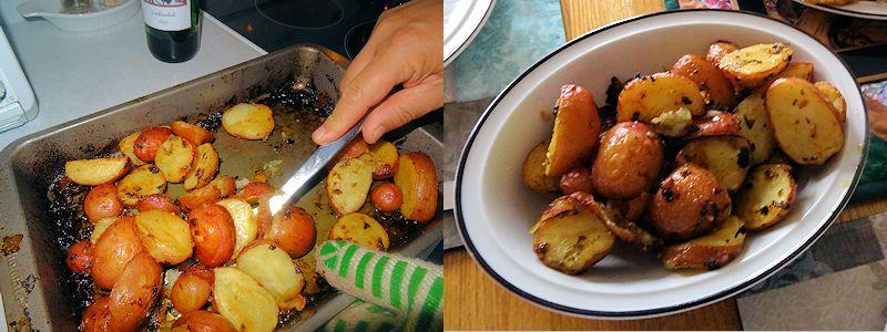 Piri Piri Chicken Potatoes 10