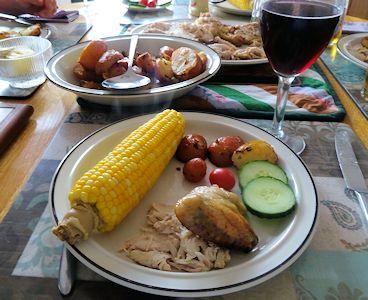Piri Piri Chicken Potatoes 12
