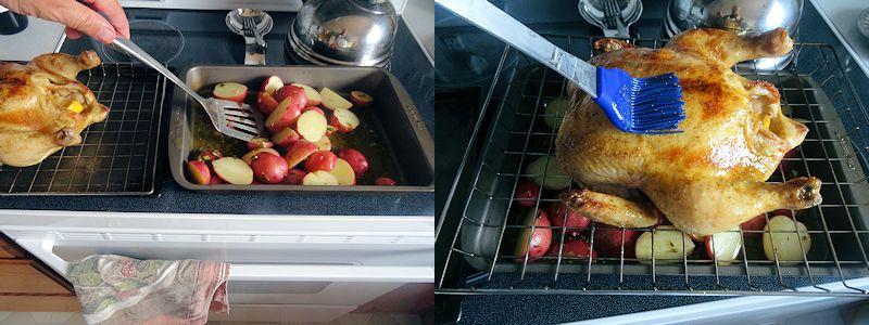 Piri Piri Chicken Potatoes 7