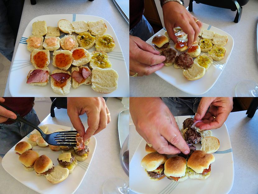 Sliders 3 ways 3