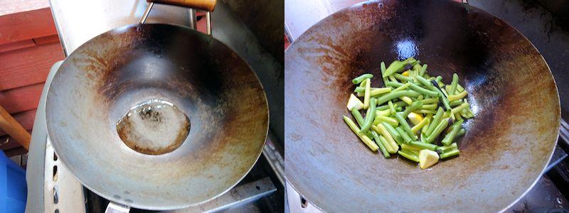 Stir Fried Shrimp Green Beans 2