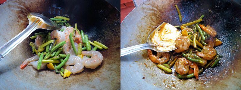 Stir Fried Shrimp Green Beans 3