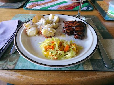 Quick East West Grilled Chicken 3