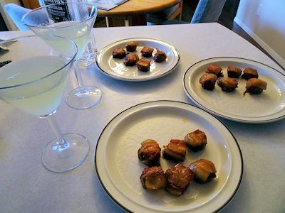 Sausage Cups Times Six 09