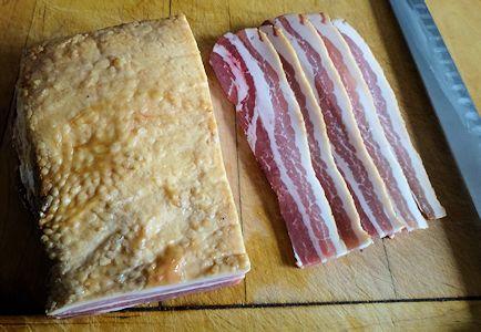 Bacon at oldfatguy.ca