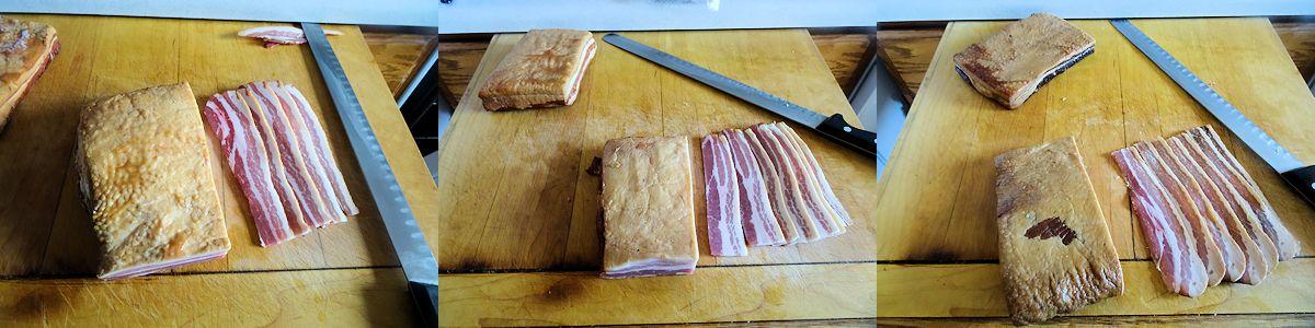 Bacon 3 ways 9