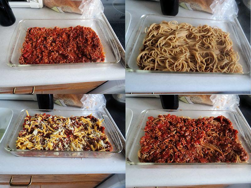Baked Spaghetti 4
