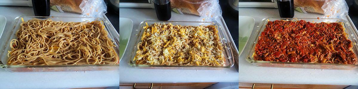 Baked Spaghetti 5