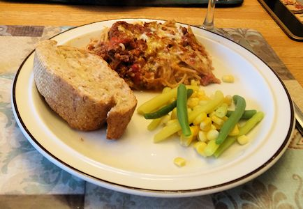 Baked Spaghetti 8