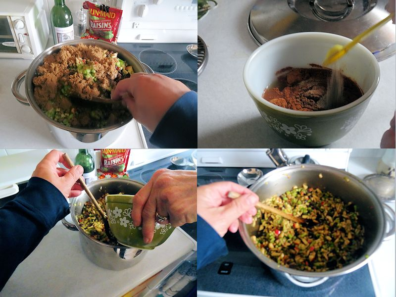 Green Tomato Mincemeat 2