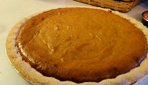 Pumpkin PIe 3