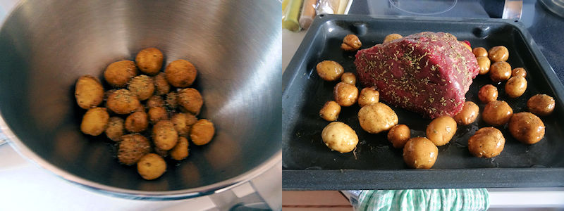 Roast Beef and Potatoes 2