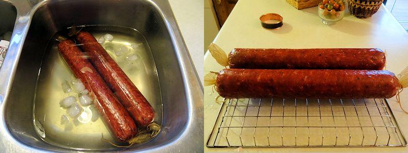 Smokehouse Summer Sausage 5