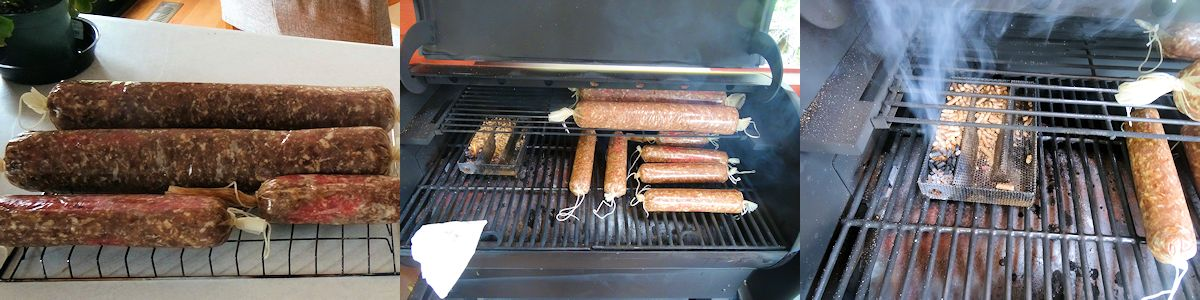 Smokehouse Summer Sausage 8