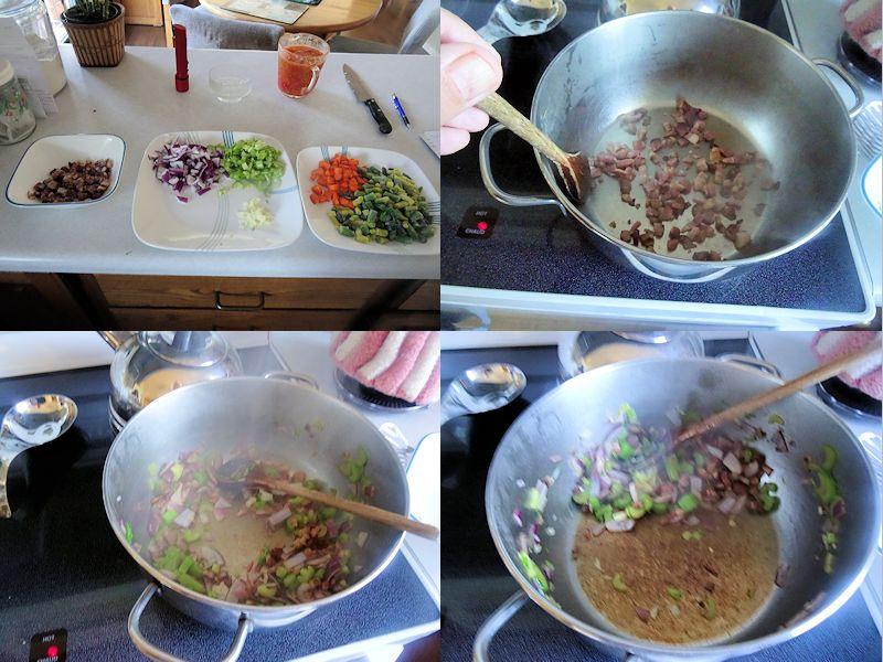 Turkey Noodle Soup 1