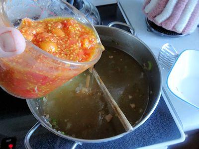 Turkey Noodle Soup 2