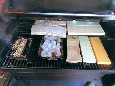 Hickory Smoked Cheese at oldfatguy.ca
