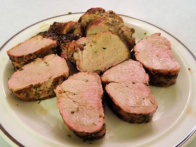 Smoked Pork Tenderloin 3