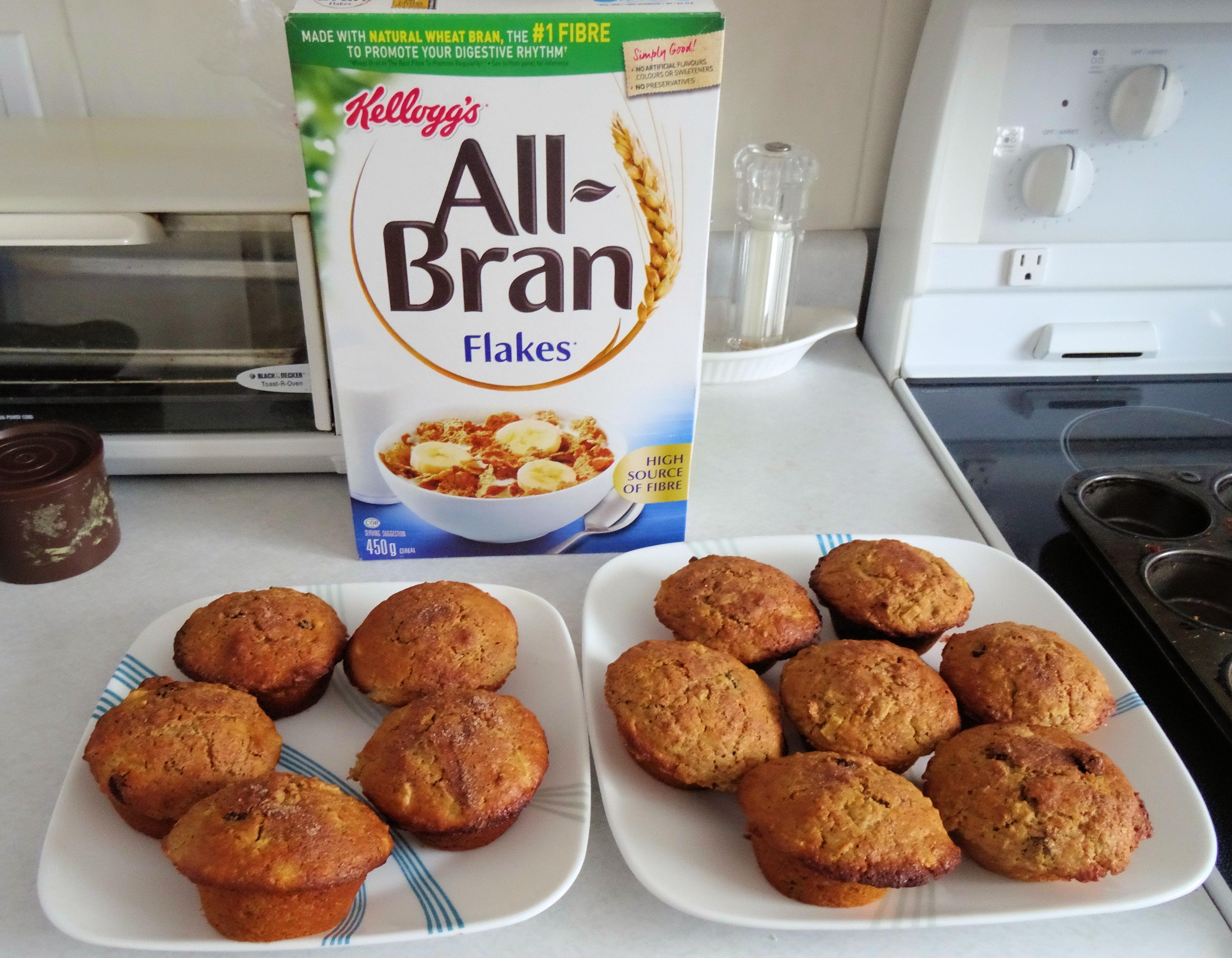 Sourdough Harvest Apple Muffins 4