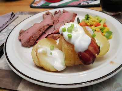Steak and Potatoes 7