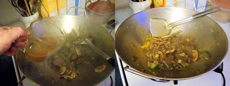 Beef Curry Stir Fry 4