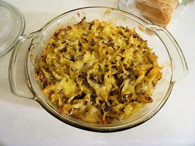 Beef Mushroom Casserole 4