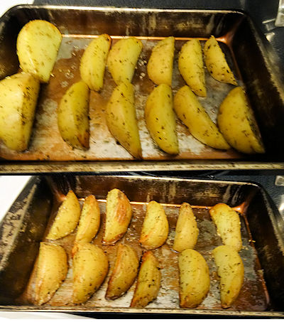 Pork and Roast Potatoes 3