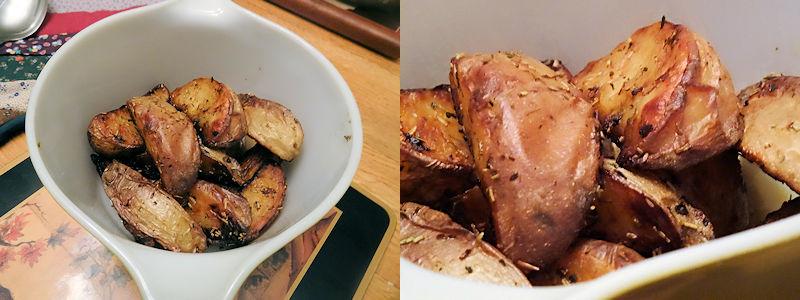 Pork and Roast Potatoes 7