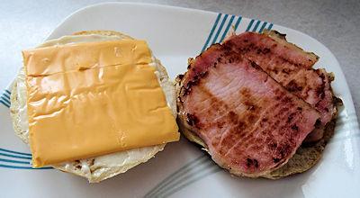 Sourdough Onion Burger Buns 7