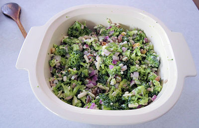 Broccoli Salad 4