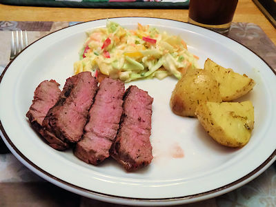 Grilled Beef Tenderloin 4